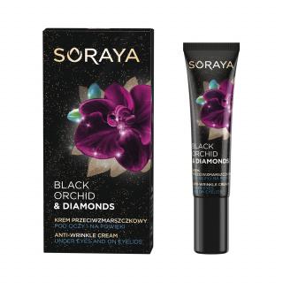 5901045081311 wiz 2019 Black Orchid & Diamonds krem po oczy