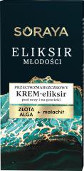 5901045087856_5 wiz 2021 B ELIKSIR MLODOSCI KREM eliksir oczy_box XL321582