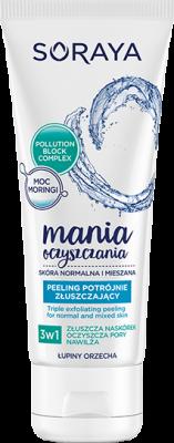 mania-oczyszczania-peeling-potrojnie-zluszczajacy-